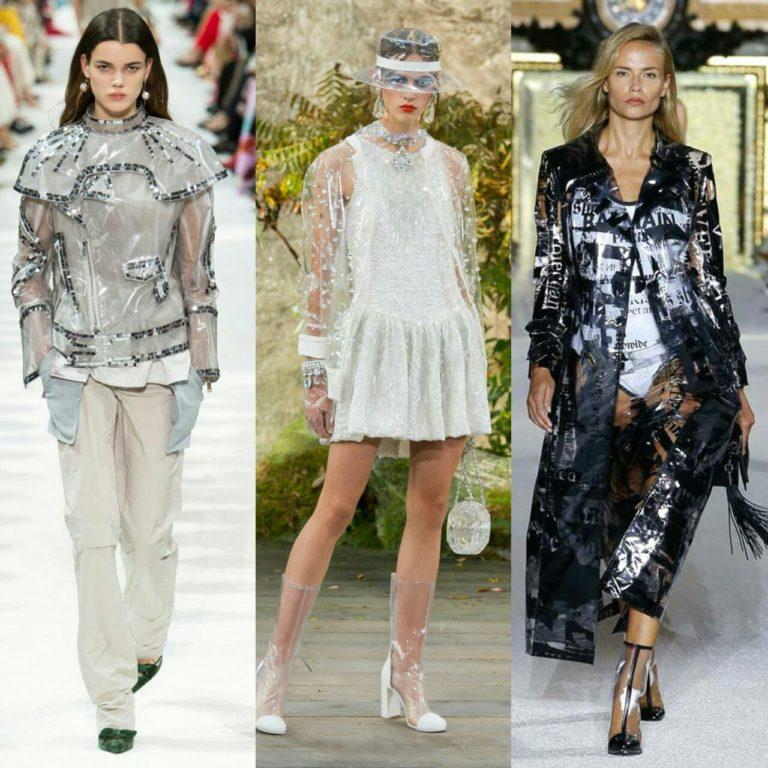 Модный пластик весна-лето 2018