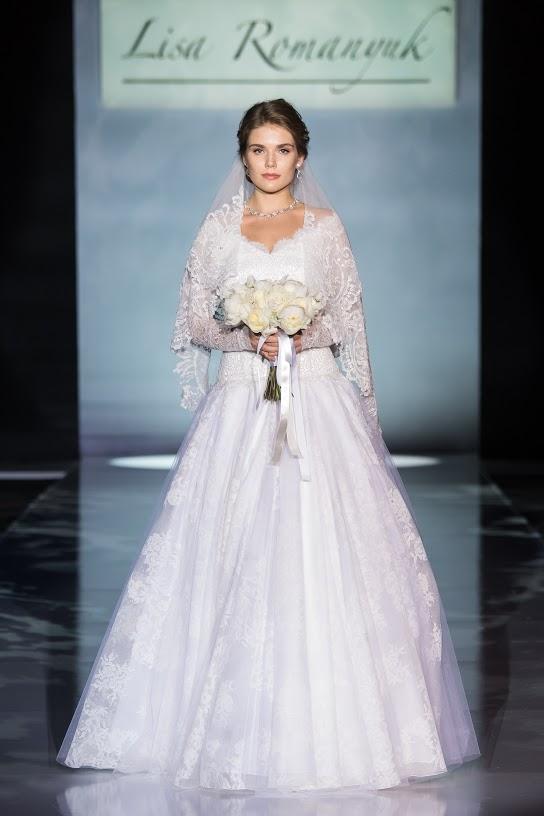 Свадебное платье Vemina осень-зима 2018 Лиза Романюк