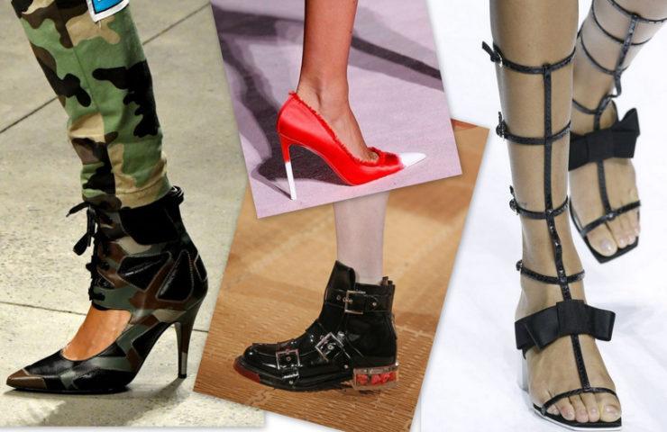 Модная обувь весна-лето 2018 – WhiteDress.ru 772d62e4d1fba