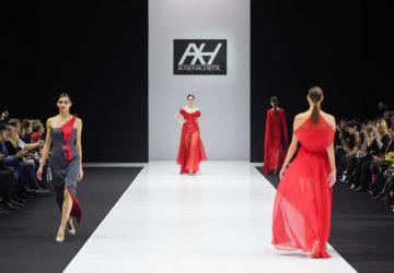 ALENA NEGA Moscow fashion week spring/summer 2019