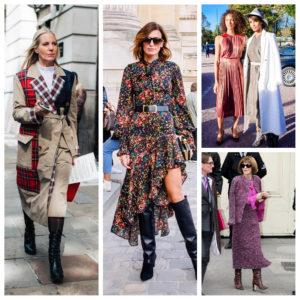 Streetstyle european fashion weeks spring/summer 2019