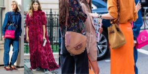 Streetstyle european fashion weeks spring/summer 2019