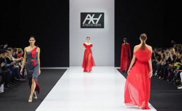 ALENA NEGA Moscow fashion week spring/summer 2019